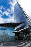 摩天大楼结构 库存图片