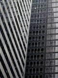 摩天大楼视图 免版税库存照片
