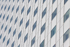 摩天大楼详细资料 库存照片