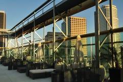 摩天大楼远景 免版税图库摄影