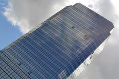 摩天大楼,办公楼 免版税库存图片