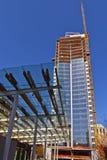 摩天大楼建筑波特兰俄勒冈 库存照片