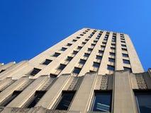摩天大楼细节 免版税图库摄影