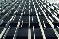 摩天大楼` s外墙 免版税库存照片