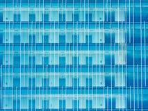 摩天大楼Windows摘要 免版税库存照片
