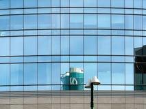 摩天大楼Windows 免版税库存图片