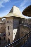 摩尔多瓦,堡垒在索罗卡 免版税库存照片
