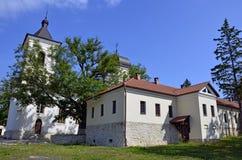摩尔多瓦Curchi修士 免版税库存照片
