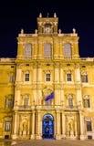 摩德纳公爵的宫殿  库存照片