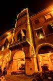 摩德纳,意大利城镇厅  图库摄影