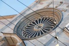 摩德纳,意大利大教堂  库存照片