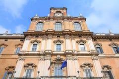 摩德纳- Palazzo Ducale 图库摄影