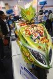 摩托车显示 免版税图库摄影