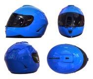 摩托车盔甲 库存例证