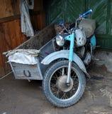 摩托车苏维埃 库存照片
