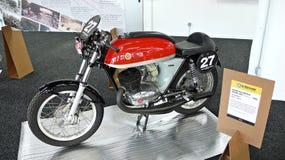 摩托车蒙特萨飞羚体育250-1963 免版税库存照片