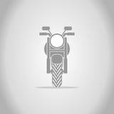 摩托车设计 免版税库存照片