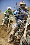 摩托车越野赛葡萄牙 库存照片