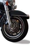 摩托车轮子 免版税图库摄影