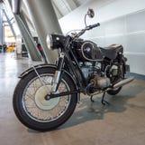 摩托车BMW R69S, 1961年 免版税库存图片