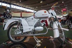 摩托车Zuendapp体育Combinette (Typ 515-004), 1964年 免版税库存图片