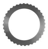 摩擦式离合器钢圆盘 免版税库存图片