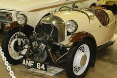 1933年摩根三轮子汽车 库存照片