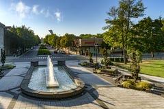 摩根公园(蒙特利尔) 免版税库存照片