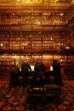摩根图书馆&博物馆 免版税库存照片
