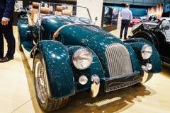 摩根设计汽车,汽车展示会日内瓦2015年 库存图片