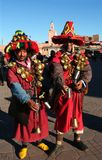 摩洛哥人员 库存图片