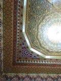 摩洛哥结构 库存照片