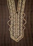 摩洛哥长袍 免版税图库摄影