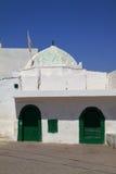 摩洛哥,古老清真寺 免版税库存照片