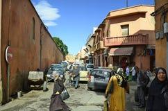 摩洛哥,马拉喀什 免版税库存照片