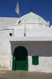 摩洛哥, Azammour,古老清真寺 免版税库存图片
