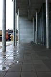 摩登呢Pinakothek的der,慕尼黑,德国 免版税图库摄影