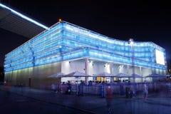 摩纳哥亭子,商展2010年上海 免版税图库摄影