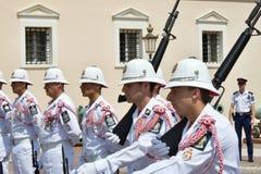 摩纳哥公国 免版税库存图片