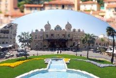 摩纳哥的公国 免版税库存照片