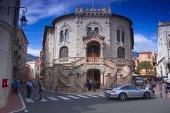 摩纳哥的公国 免版税库存图片