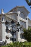 摩纳哥-皇家大教堂 库存照片