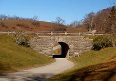 摩西锥体纪念公园 库存图片