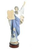 摩西雕象 库存图片