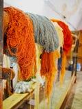 摩洛哥人螺纹在拉巴特 图库摄影