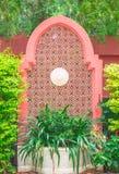 摩洛哥喷泉 库存照片