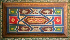 摩洛哥形状 库存图片
