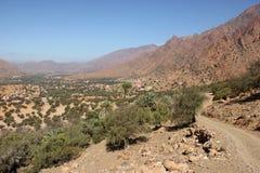 摩洛哥横向 图库摄影