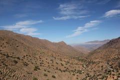 摩洛哥横向 库存照片