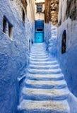 从摩洛哥的街道 库存照片